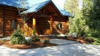 Big Jim Mountain Lodge