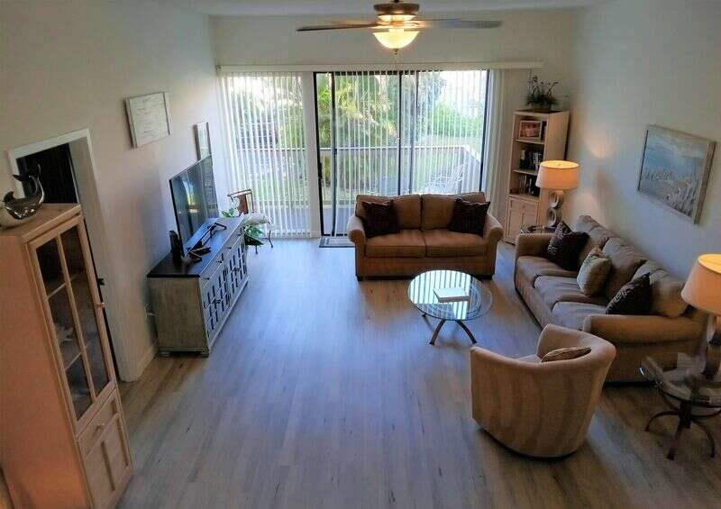 Our House at the Beach C-120 Corner Townhouse Unit! photo