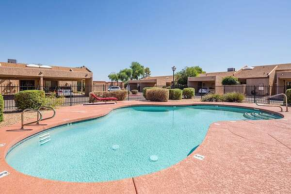 South Scottsdale Townhome photo