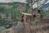 Alpine River House