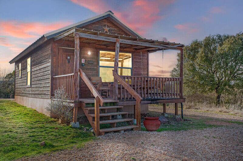 Rockview Cabin #5