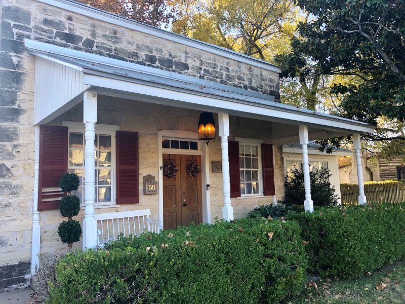 Hoffmann Stone House