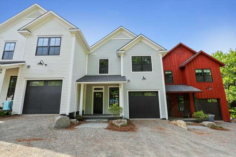 This brand new three-level townhome is sparkling and spacious! Just built in 2021, the location in Stowe and its fresh, modern interior are a delight. All three bedrooms are conveniently located on the upper level together. With a King bed in the master and first guest room and two bunk bed units in the third bedroom, the whole family will have plenty of room. The main level of the home is well thought out with a gorgeous kitchen and convenient open concept living area. There is even a game table in the basement for quality time spent indoors. With freshly installed window treatments, this townhome is ready to enjoy! Take a short walk to the Village for any dining or shopping needs during your stay. Or, take the car and explore a bit further away if you wish. Either way, you will wish this was your brand new townhome when you vacation here!