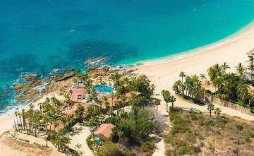 Villa Cielito - 8 Bedroom Villa Oceanfront Villa on Chileno Bay