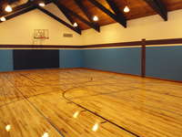 The Galena Territory Owner's Club-Basketball Court