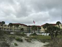 Spanish Trace from St. Augustine Beach