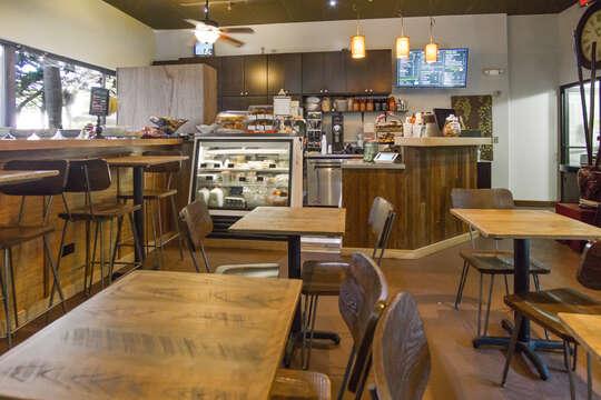 Banyan Breeze Coffee Shop