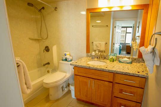Bathroom - Shower with handheld