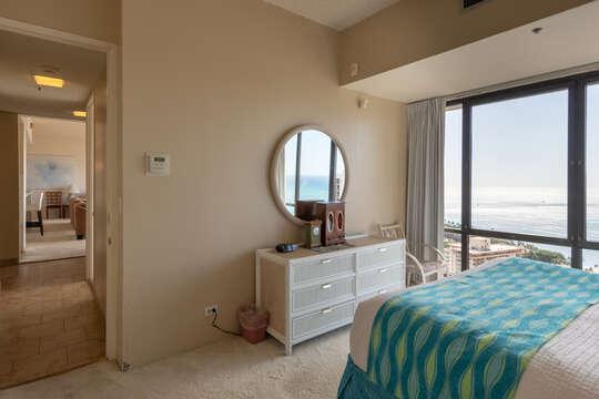Vanity dresser in Master Bedroom