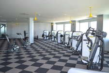 5 Star Exercise Room Overlooking the Gulf