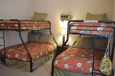 #4 Bedroom: 2 Doubles, 2 Twins, sleeps 6