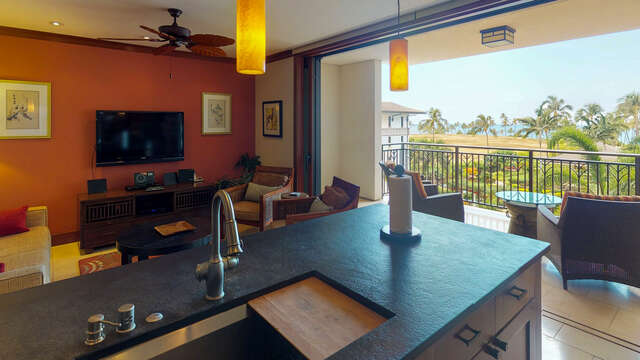 Ocean View from Your Kitchen