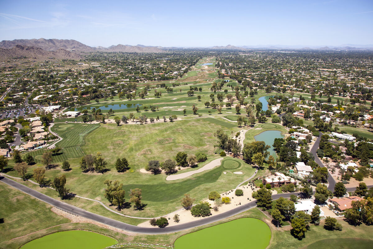Golf Course in South Scottsdale