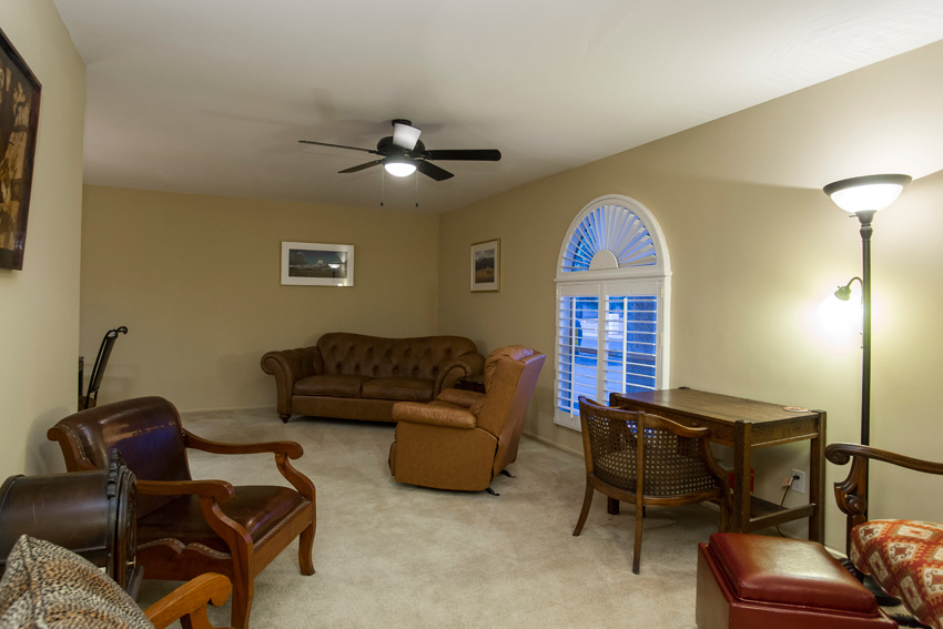 Tons of room for visitors or entertaining
