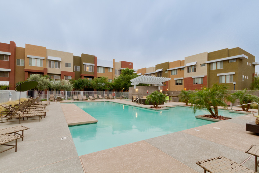 Welcome to the West Gate Quarter community! Take a splash in this gorgeous pool!
