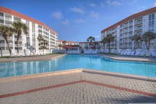 Gulf Front Pool View 1