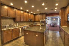Fiesta Room Kitchen View 1