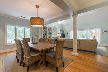 This spacious home has been beautifully updated.