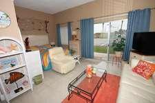 Living Room / Bedroom Area