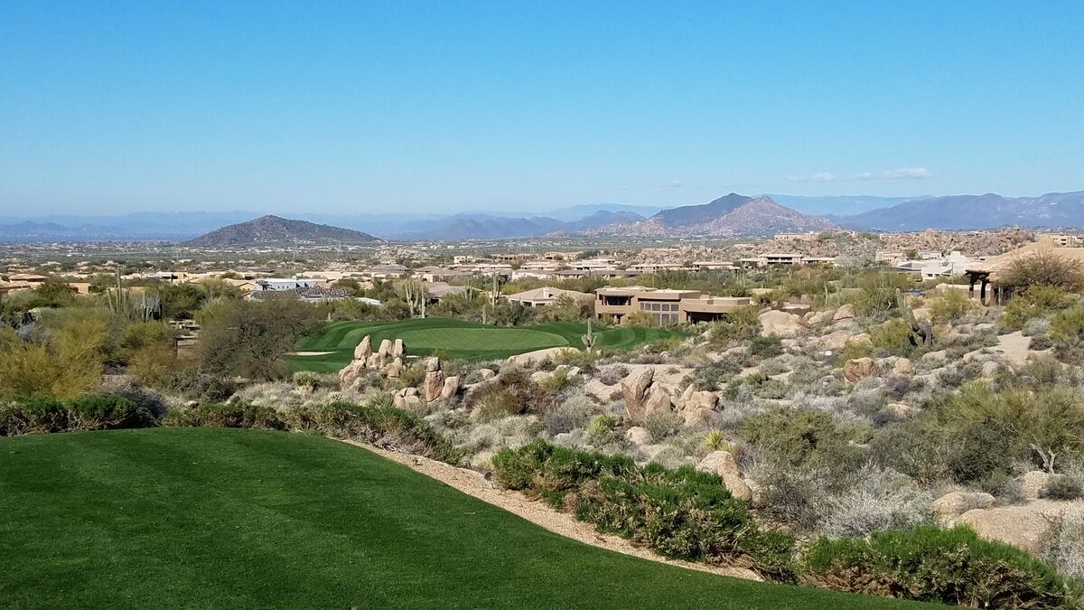 Troon Golf Course