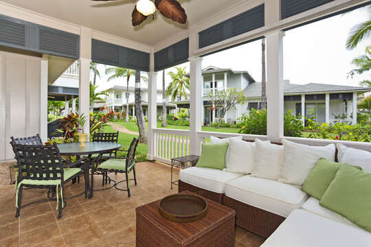 Beautiful Lanai to Enhance your Outdoor Living