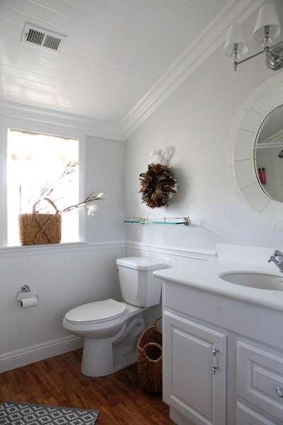 Master Bathroom walk-in shower (not shown)