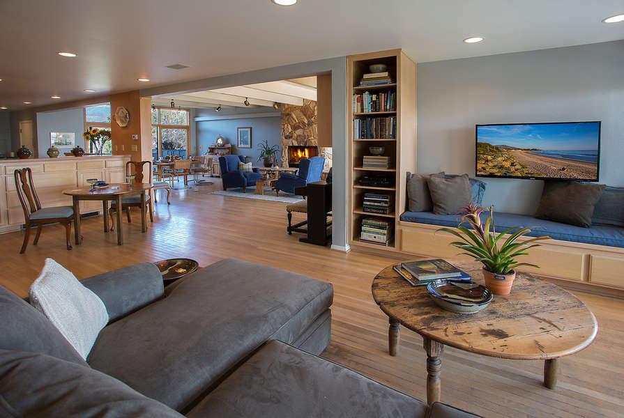 Great open floor plan