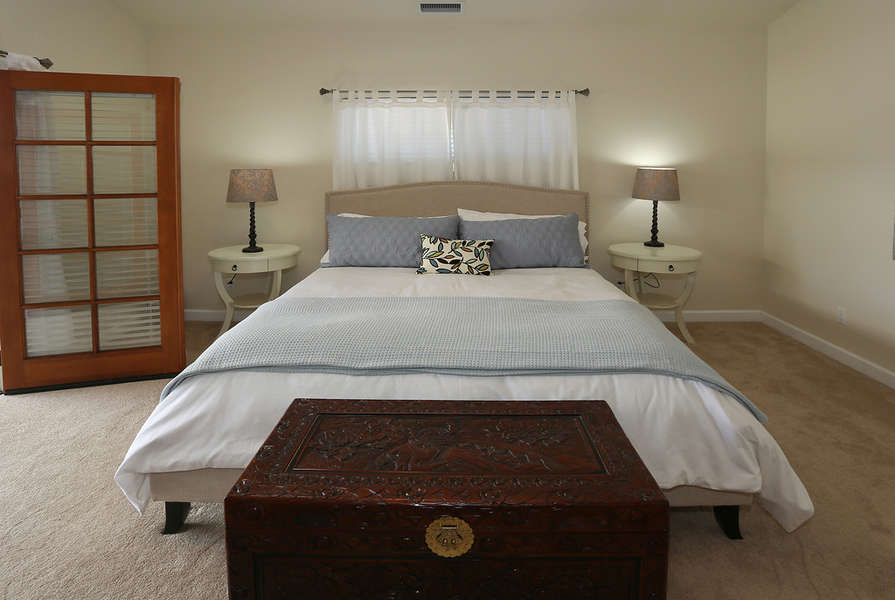 Luxury and comfort in the Master Bedroom