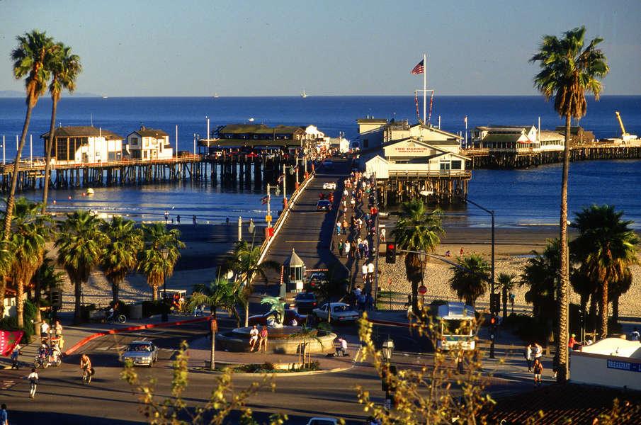 Visit Sterns Wharf