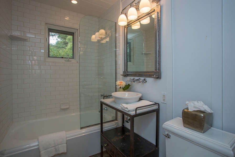 Bathroom #3 just outside Bedroom #3