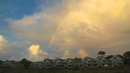 Find your pot of gold on the lovely beaches of Seabrook.