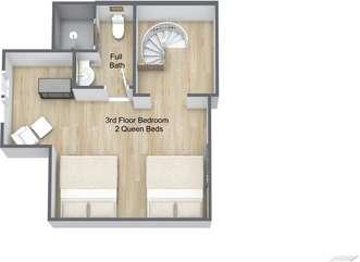 Floor Plan - 3rd Floor