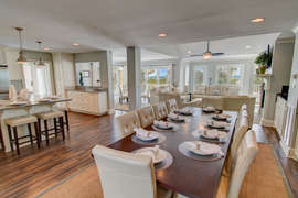 3302 Palm Blvd- Dining Room