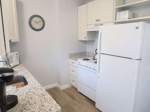 fully equipped kitchen with dishwasher - 11 Oyster Drive Chatham Cape Cod New England Vacation Rentals