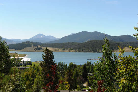 Lake Dillon View from House