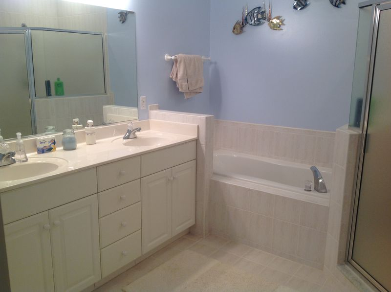 First Floor Master Bath