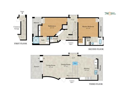 RockawayTH floor plan