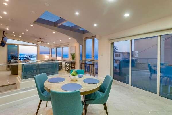 Dining Area - Third Floor