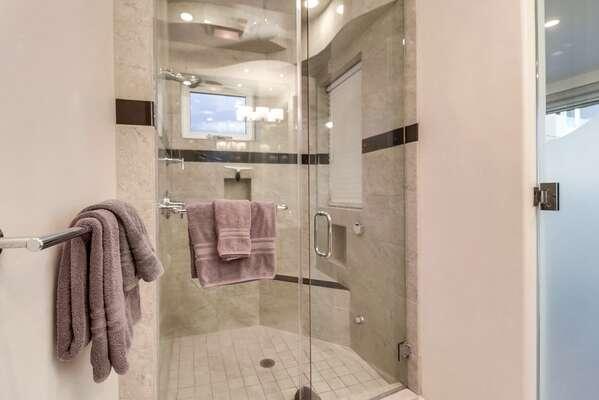 Bedroom 1 En-Suite Shower