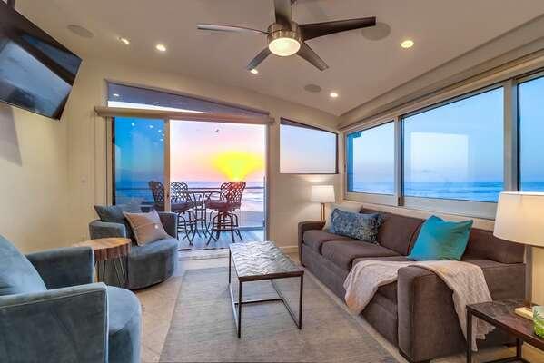Ocean Views Throughout - Third Floor