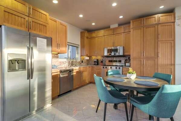 Kitchen - Third Floor