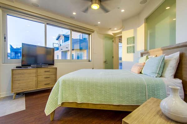 Bedroom 1 - Second Floor