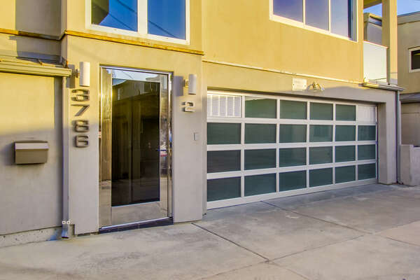 Main Entrance - Ground Floor