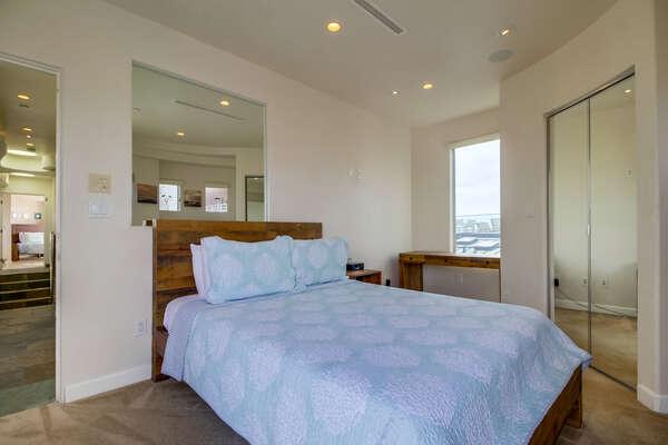 Guest Bedroom # 2 - Queen Bed