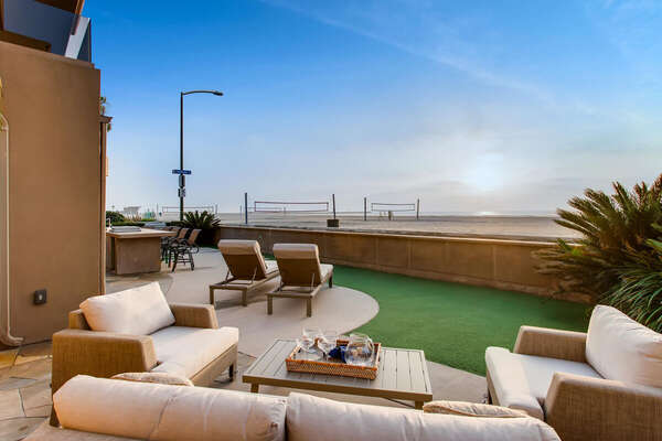 Oceanfront Location Directly off of the Beach & Boardwalk