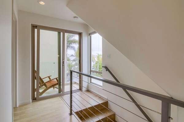 Third Floor Stairwell
