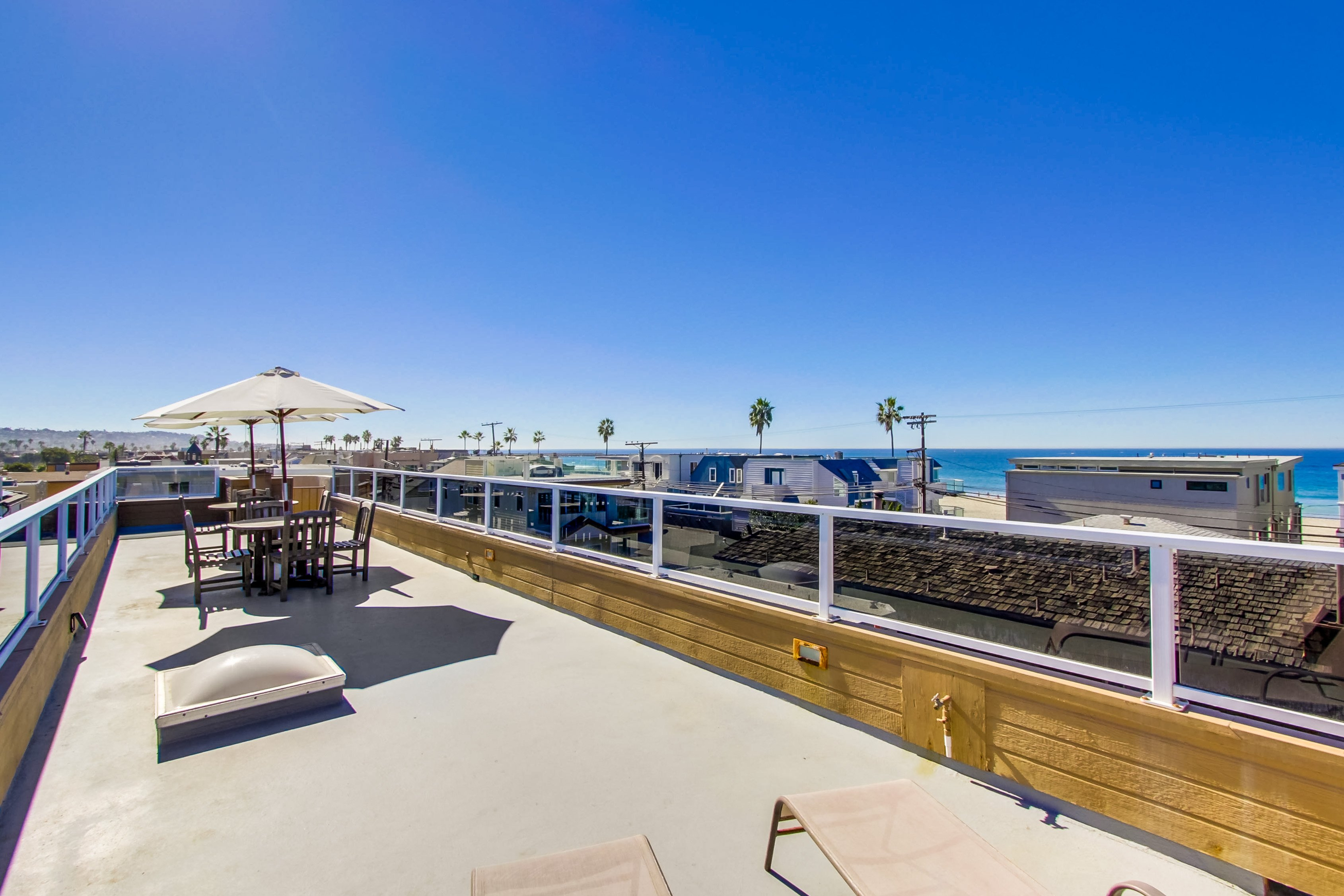 Roof Deck with Unbeatable Views