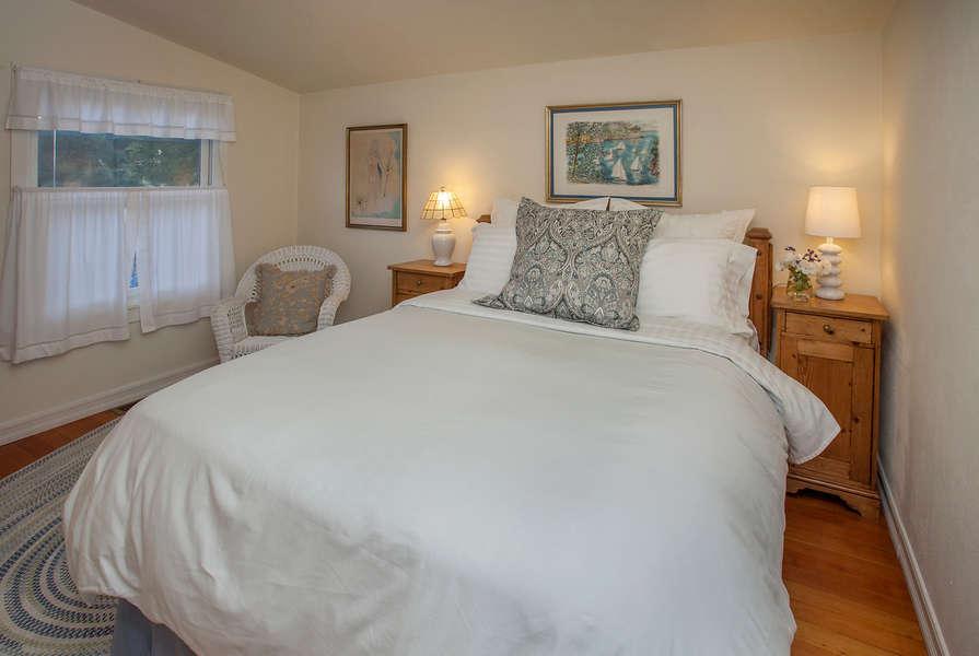 Bedroom #2 w/queen-size bed