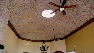 20 foot Bovida Ceilings