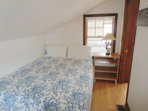 3rd floor bedroom with Double bed -   388 Main St-Chatham Cape Cod New England Vacation Rentals
